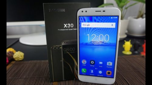 Doogee X30 Review