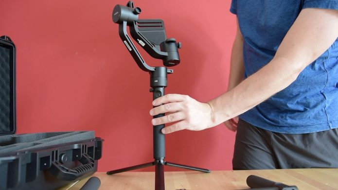 Gudsen Moza Air gimbal review