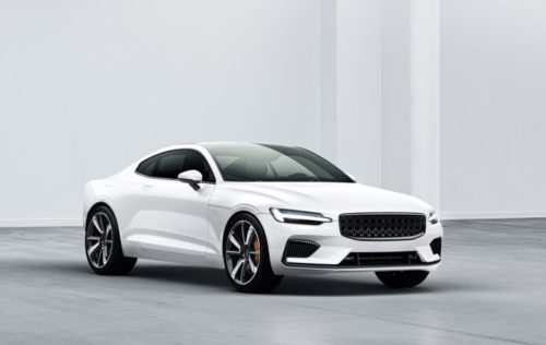 This is Polestar 1: Volvo's disruptive performance EV