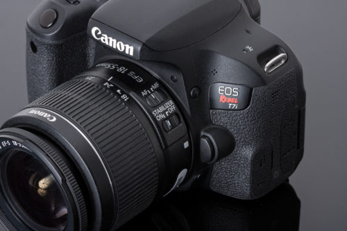 Canon EOS Rebel T7i/800D review