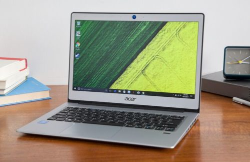 Acer Swift 1 (SF1113-31 P5CK) Review