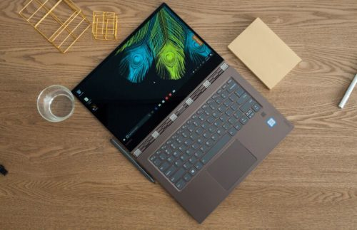 Lenovo Yoga 920 Review : A Truly Stellar 2-in-1