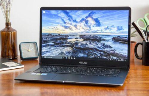 Asus ZenBook Pro UX550VE Review