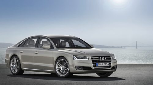 Audi A8 (2017) review: The most tech-packed car to ever hit the road