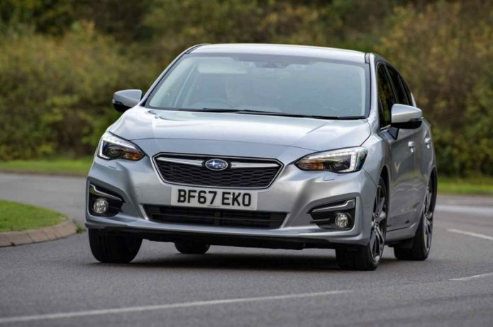 2018 Subaru Impreza First Drive review - price, specs and release date