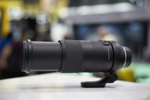 New Tamron 100-400mm F4.5-6.3 Di VC USD Hands-on Review