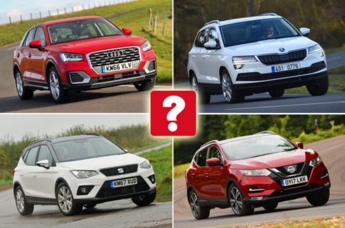 Best small SUVs 2017 – and the ones to avoid