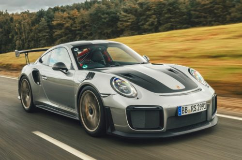 2017 Porsche 911 GT2 RS FIRST DRIVE review – price, specs and release date