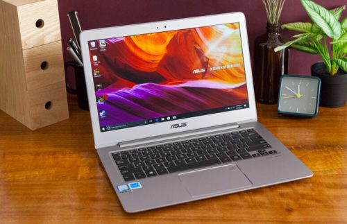 Asus ZenBook UX330UA (2017, 8th Gen) Review
