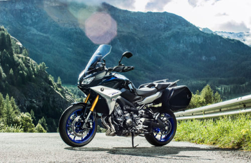 First Look: 2019 Yamaha Tracer 900 And Tracer 900 GT