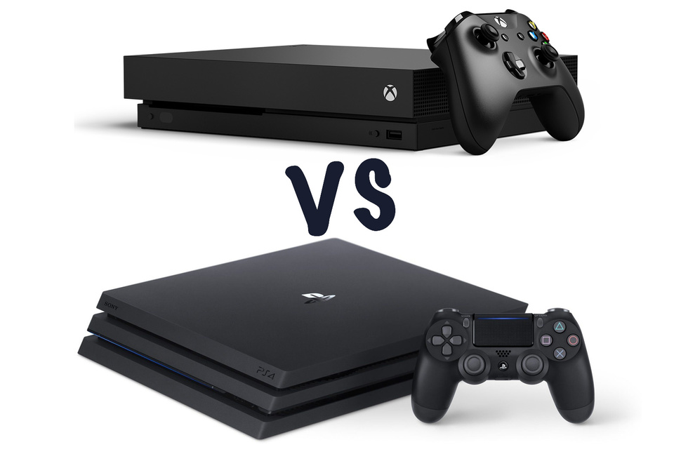 Xbox One X vs PS4 Pro: Which should you buy?   Tom's Guide
