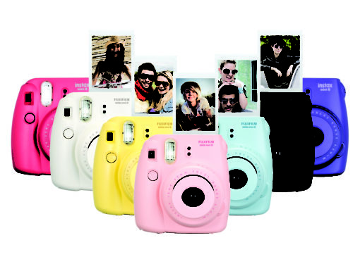 Fujifilm Instax Mini 8 Review: Available On A Great Disscount