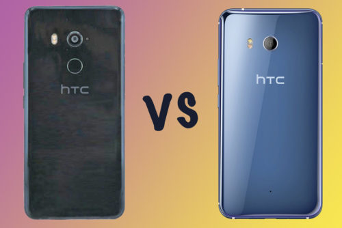 HTC U11 Plus vs HTC U11: What's the rumoured difference?
