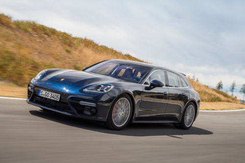 2018 Porsche Panamera Sport Turismo First Drive: A rocket not a wagon
