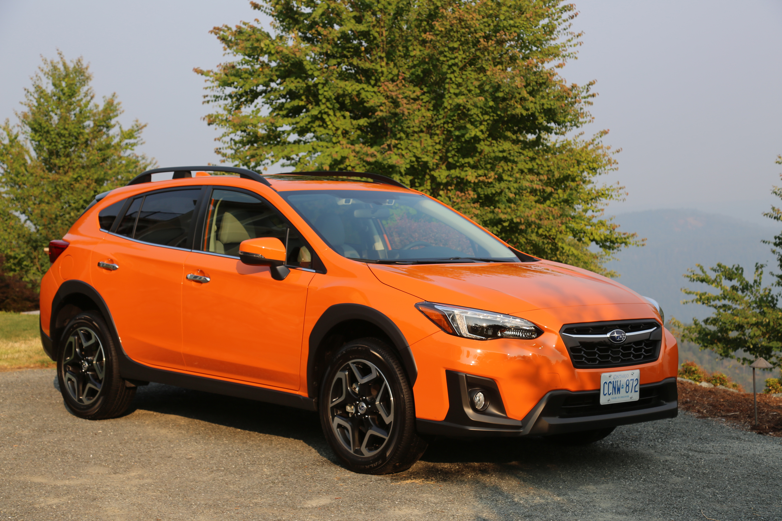 2018 subaru crosstrek review gearopen. Black Bedroom Furniture Sets. Home Design Ideas