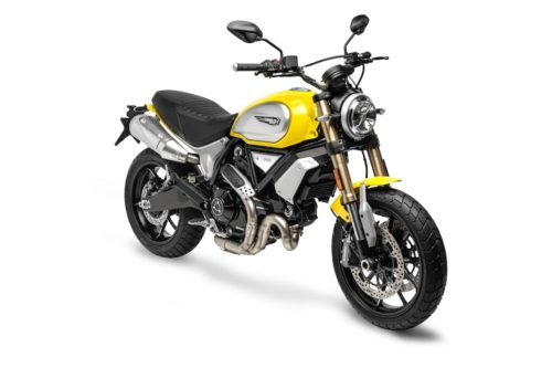 First Look: 2018 Ducati Scrambler 1100 Preview