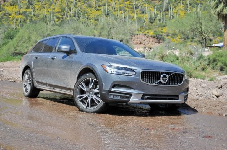 2018 Volvo V90 Cross Country Review Photo - Car and Driver Reviews