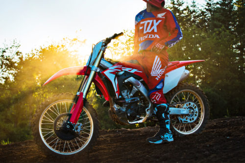 2018 Honda CRF250R First Ride Review