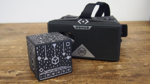 Merge Cube review : Come for the VR headset, stay for the AR fun