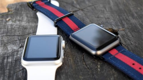 And finally: Some Apple Watch Series 3 models are facing screen issues