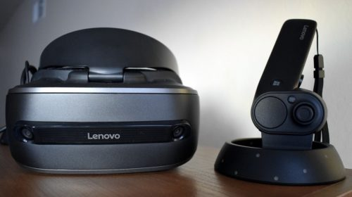 Lenovo Explorer review : The Windows Mixed Reality family gets bigger