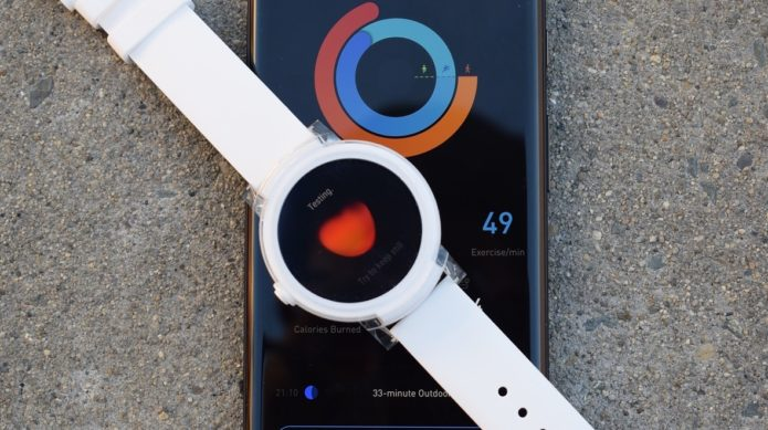 Ticwatch E review : Affordable doesn't have to mean big compromises