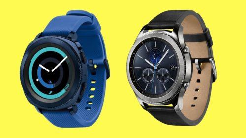 Samsung Gear Sport v Samsung Gear S3: Clash of the Samsung titans