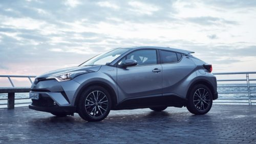 Toyota C-HR Hybrid: 4 reasons why this should be your first hybrid car