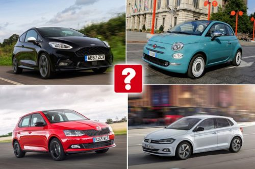 Best (and worst) small cars for tall drivers 2017