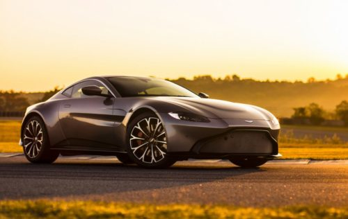 5 fast facts about the stunning 2019 Aston Martin Vantage