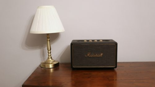 Marshall Acton multi-room speaker review
