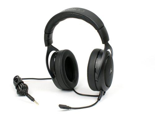 Corsair HS50 Stereo Gaming Headset Review: Just Good Enough