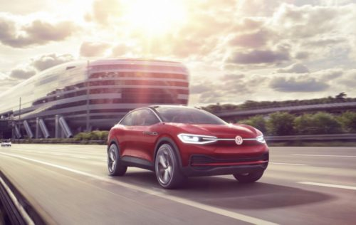 VW I.D. CROZZ previews 2020's electric crossover