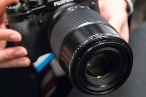 New Fujifilm X and GF lenses Hands-on Review