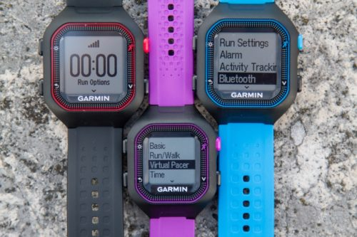 Garmin Forerunner 25 Review : Good Basic Running Watch