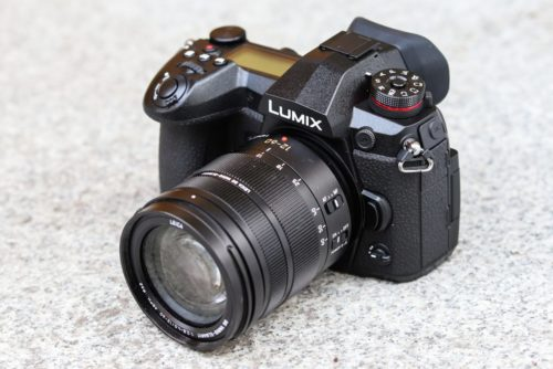 Panasonic Lumix G9 hands-on