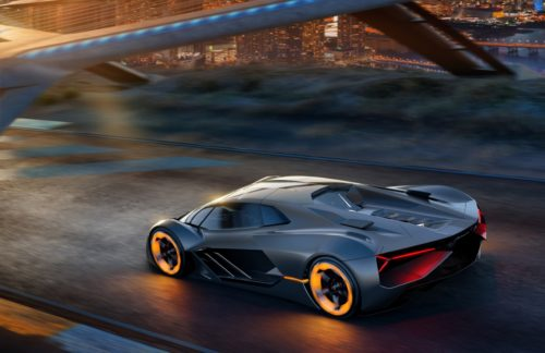 Lamborghini Terzo Millennio: The raging bull goes electric