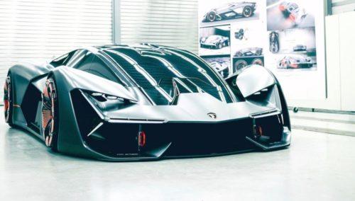 5 crazy facts about Lamborghini's outrageous electric supercar