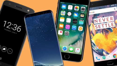 7 best premium smartphones of 2017