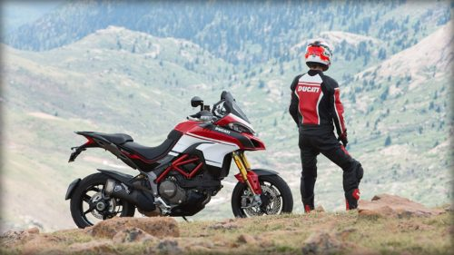 First Look: 2018 Ducati Multistrada 1260