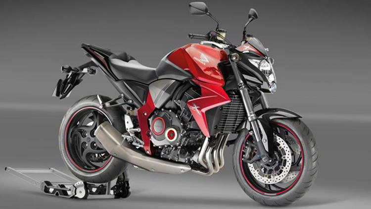 First Look 2018 Honda CB1000R