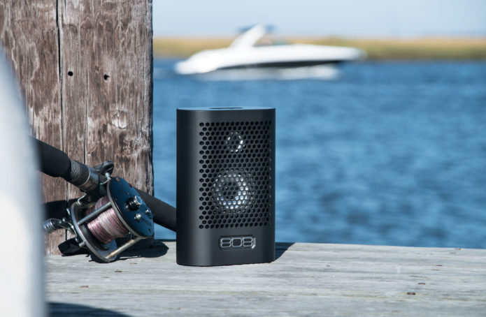 Hex TLS Bluetooth speaker review: 808 Audio delivers solid mono thump and good looks, but few amenities
