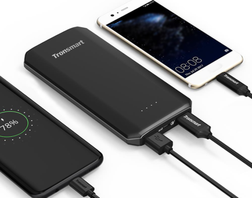 Tronsmart Edge 10000mAh Power Bank Hands-on Review