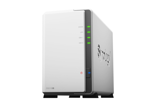 Synology DiskStation DS218j Review