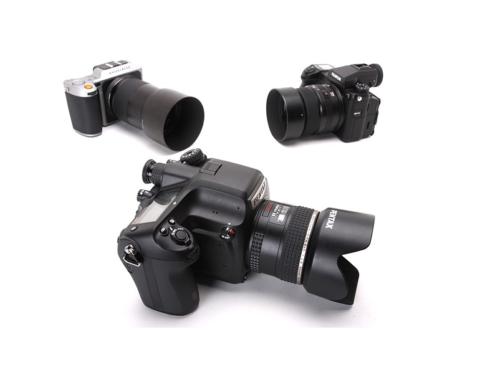 Pentax 645Z – CAMERA SENSOR REVIEW : A great choice for medium-format shooters
