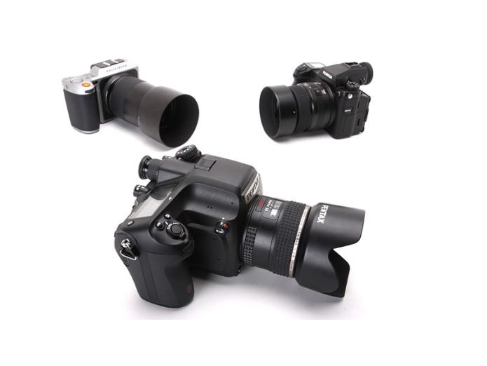 Pentax 645Z - CAMERA SENSOR REVIEW : A great choice for medium-format shooters