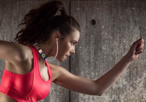 Vinci 2.0 is a standalone hearable designed to be your perfect running partner