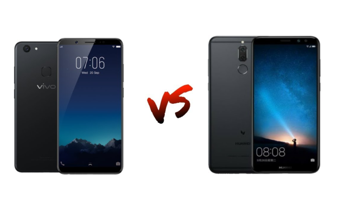 Vivo V7 vs Huawei Nova 2i Specs Comparison