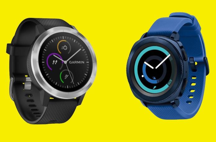 Garmin Vivoactive 3 v Samsung Gear Sport: The sports smartwatch skirmish