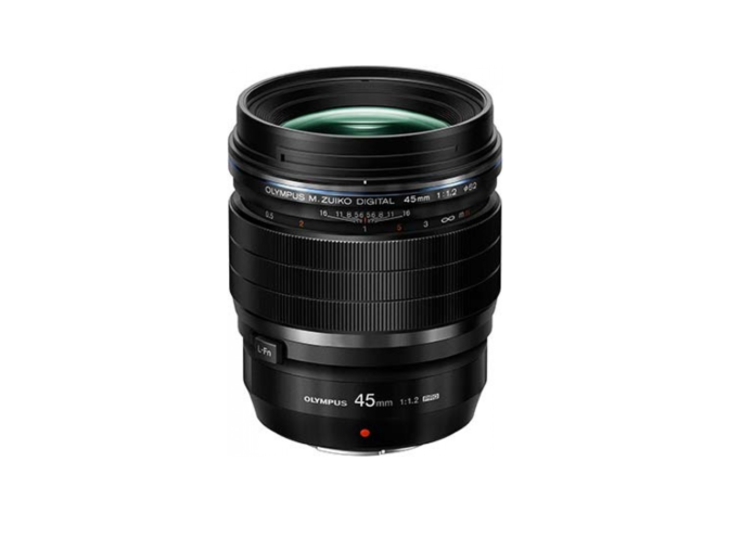 Olympus M.ZUIKO Digital ED 45mm f/1.2 PRO Review